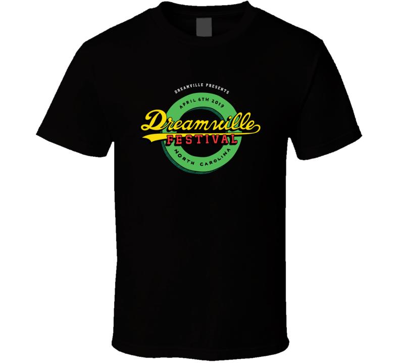 Dreamville Festival 2019 Rap Hip Hop Music Fan T Shirt