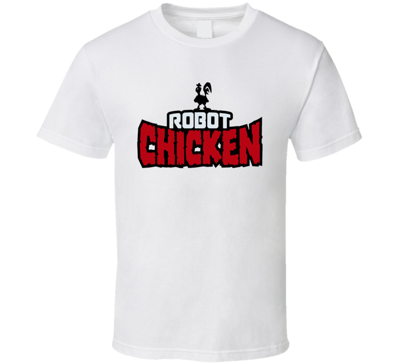 Robot Chicken Late Night Adult Cartoon Tv Show Fan T Shirt