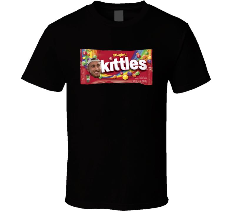 George Kittles Skittles Pack Funny San Francisco Football Fan T Shirt