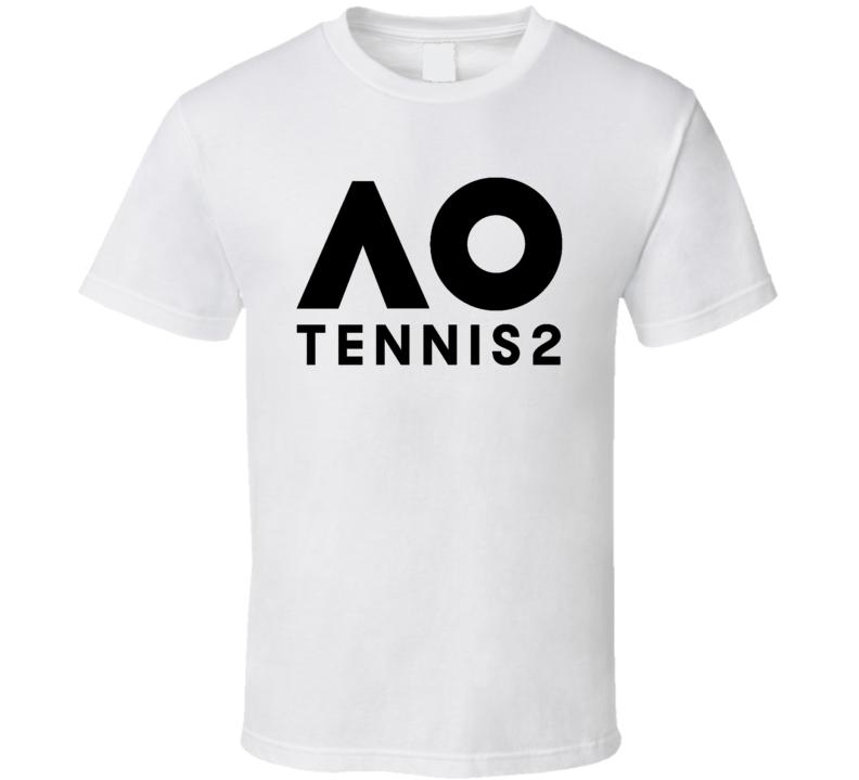 Ao Tennis 2 Cool Video Game Fan Gamer T Shirt