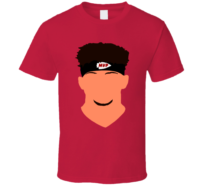 Patrick Mahomes Mvp Headband Kansas City Football Fan T Shirt