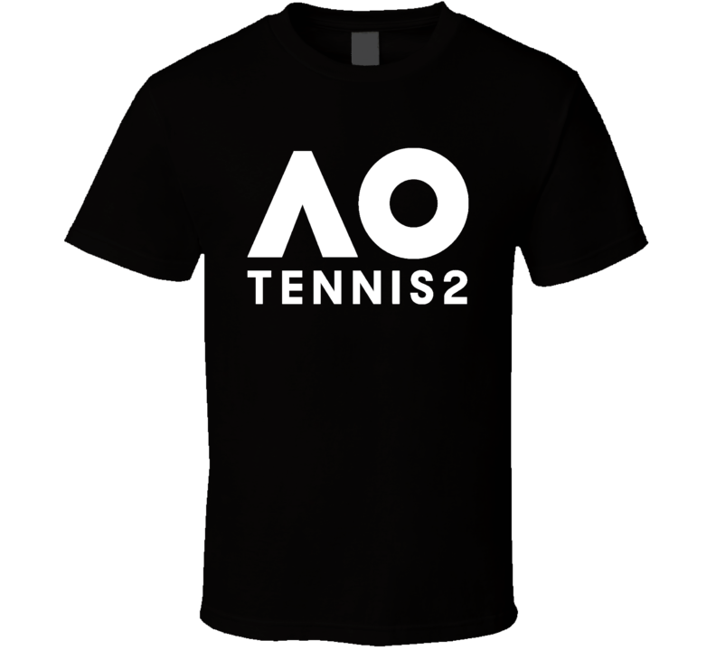 Ao Tennis 2 Cool Video Game Fan Gamer Cool T Shirt