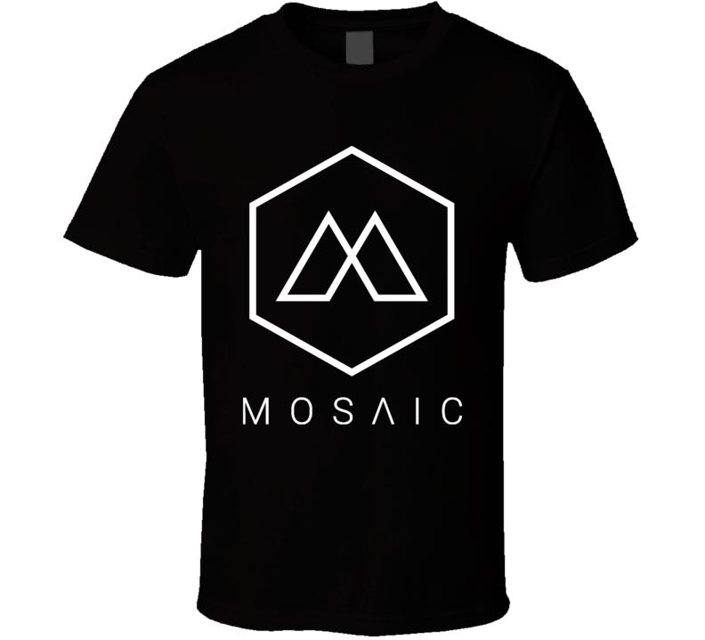 Mosaic Cool Video Game Gamer T Shirt
