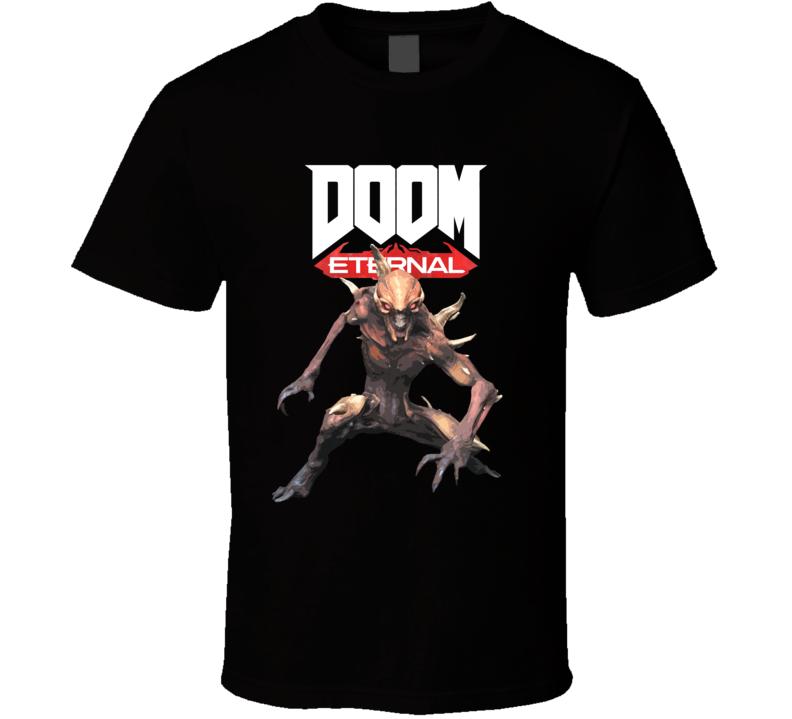 Imp Doom Eternal Shooter Video Game Gamer T Shirt