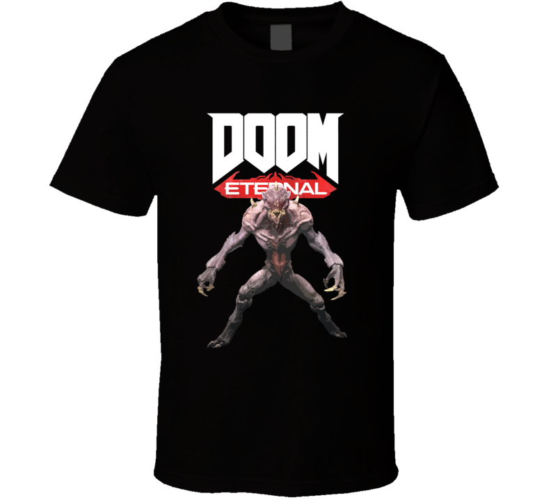 Prowler Doom Eternal Shooter Video Game Gamer T Shirt