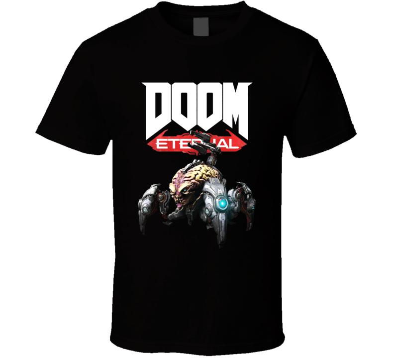 Arachnotron Doom Eternal Shooter Video Game Gamer T Shirt