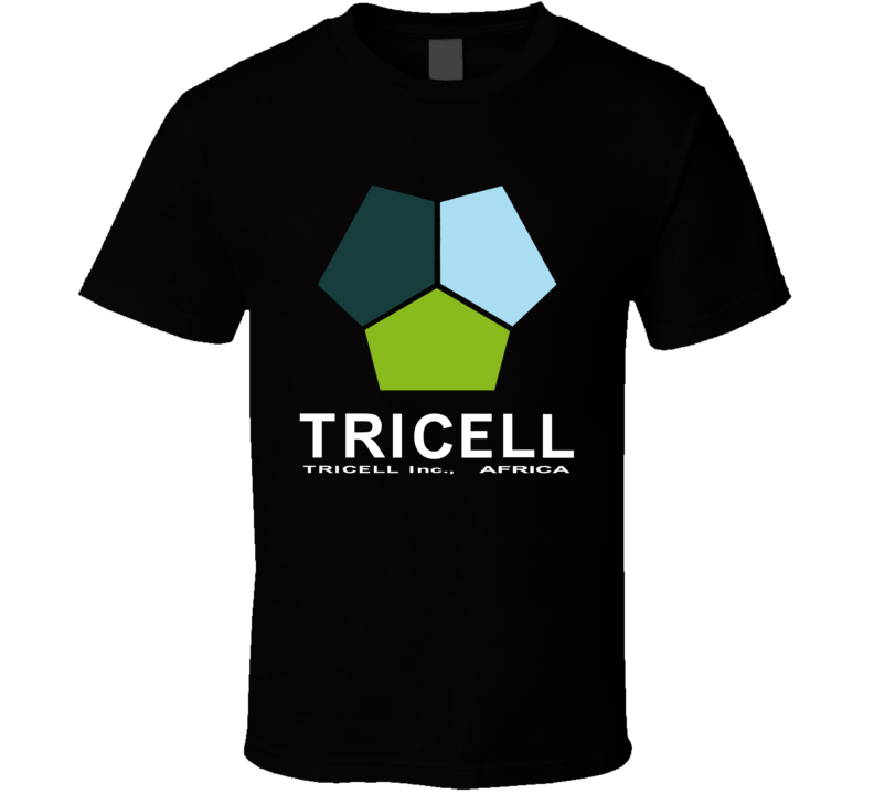 Tricell Inc Resident Evil Video Game Cool Gamer T Shirt