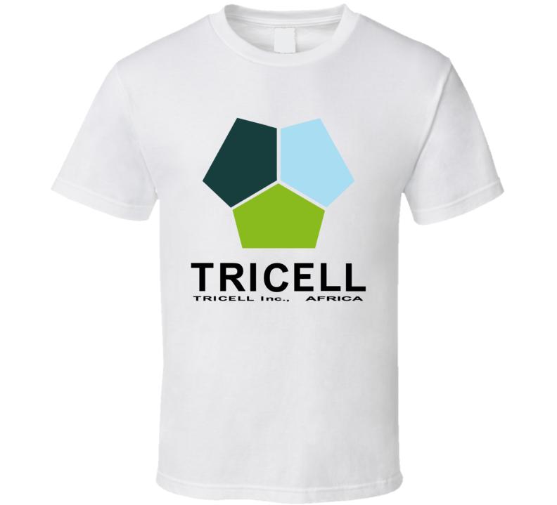Tricell Inc Resident Evil Video Game Gamer T Shirt