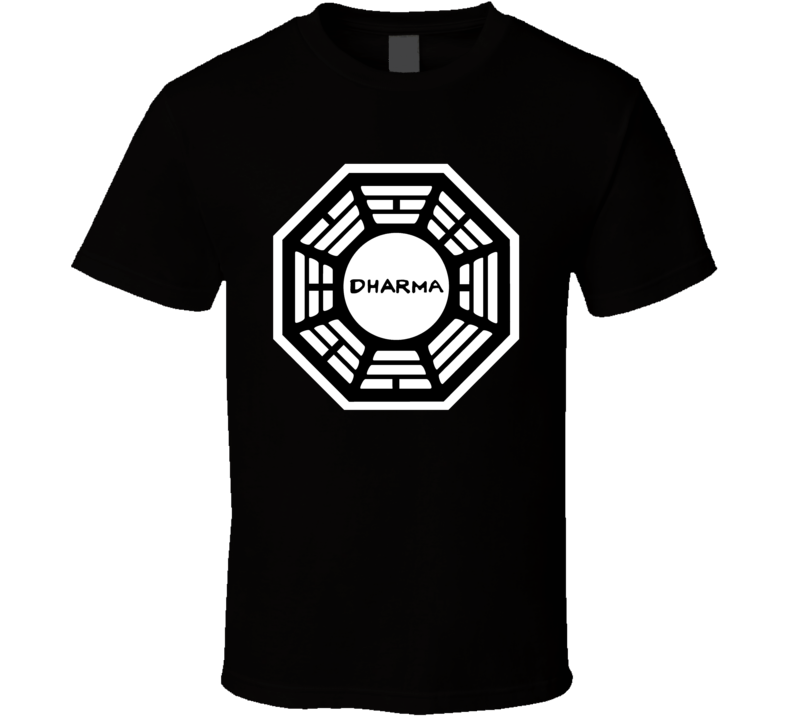 The Dharma Initiative Lost Tv Show Fan Cool T Shirt