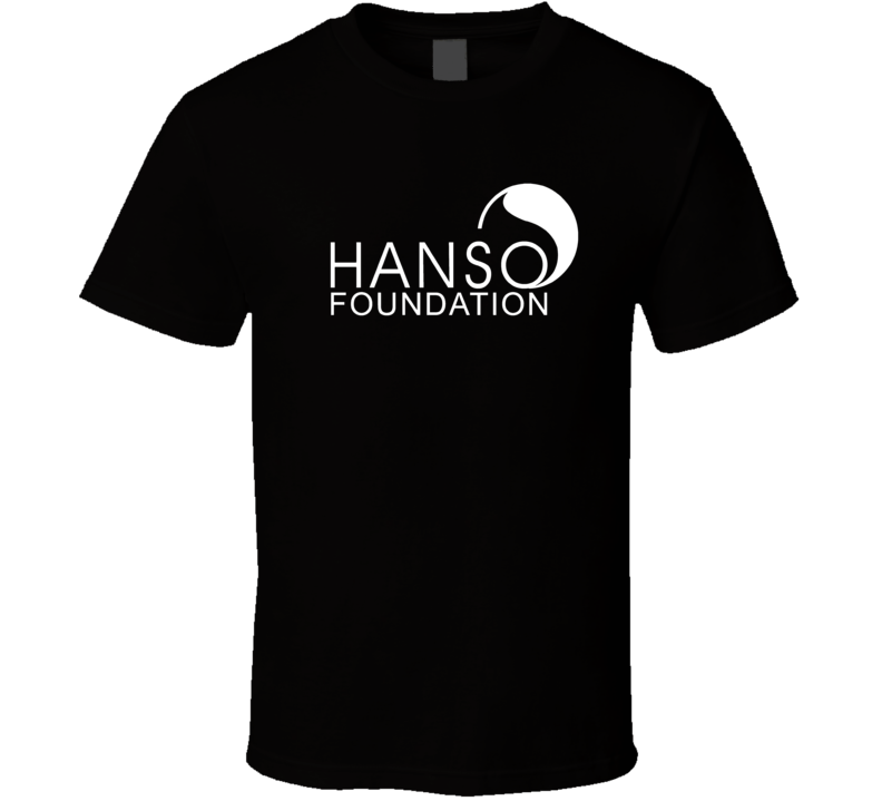 Hanso Foundation Lost Tv Show Fan Cool T Shirt