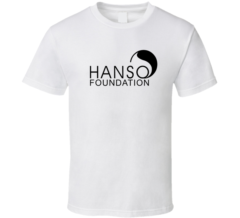 Hanso Foundation Lost Tv Show Fan T Shirt