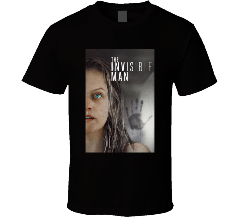 The Invisible Man Horror Movie Fan T Shirt