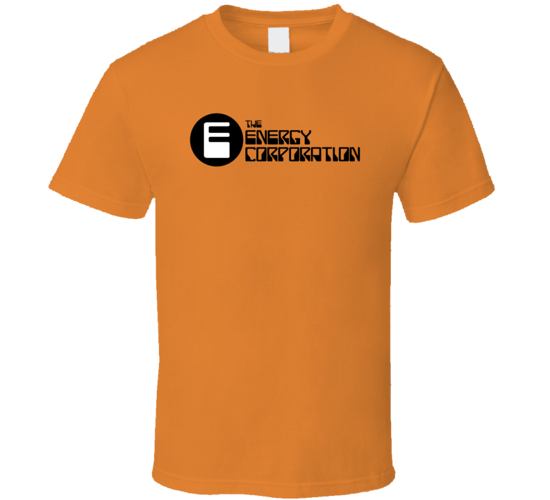 The Energy Corporation Rollerball 1975 Movie Fan T Shirt