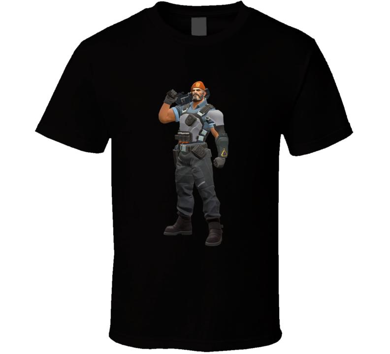 Brimstone Valorant Video Game Cool Gamer T Shirt