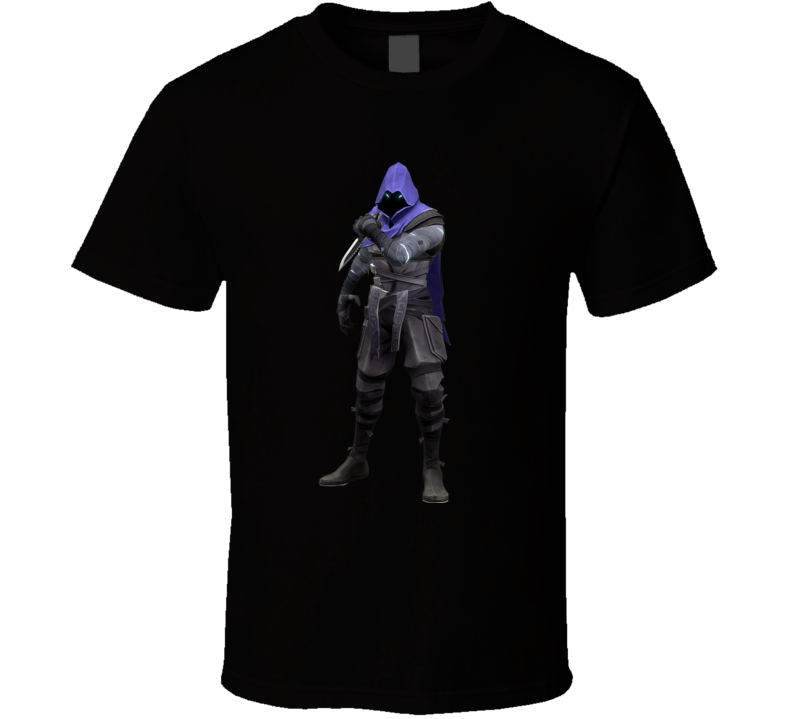Omen Valorant Video Game Gamer T Shirt