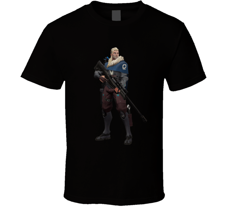Sova Valorant Video Game Cool Gamer T Shirt