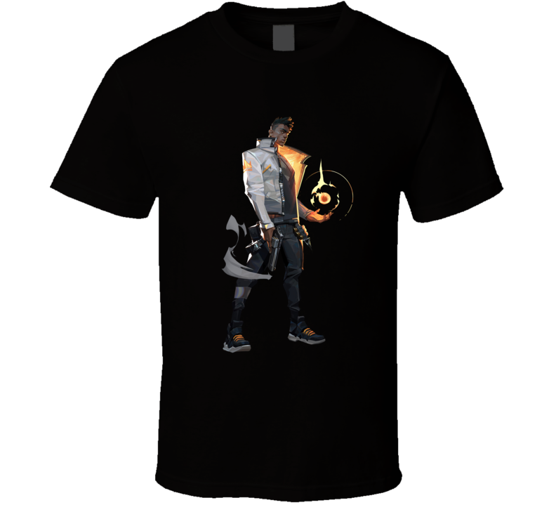 Phoenix Valorant Video Game Cool Gamer T Shirt