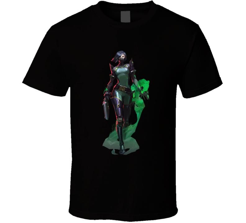 Viper Valorant Video Game Cool Gamer T Shirt
