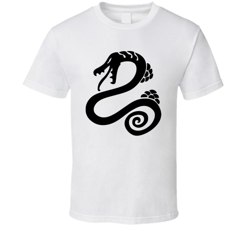 Serpents Sin Of Envy Seven Deadly Sins Cool Manga Series Fan T Shirt