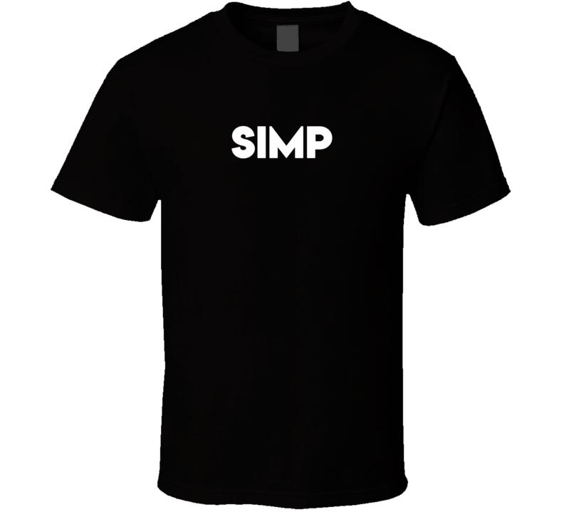 Simp Funny Meme T Shirt
