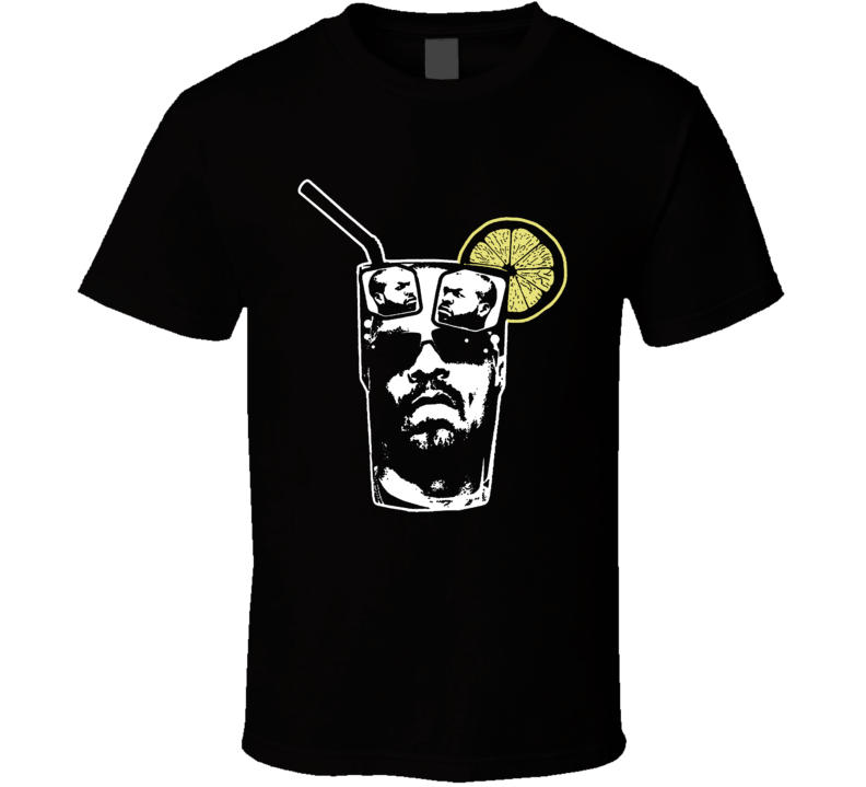 Ice Tea With Ice Cube Funny Rapper Mashup Parody T Shirt