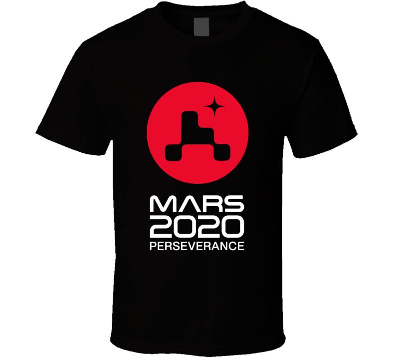 Nasa Mission Mars 2020 Perseverance Cool T Shirt