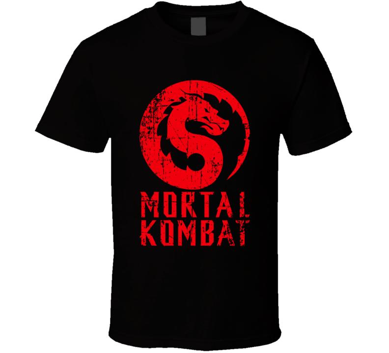 Mortal Kombat 2021 Movie Fan T Shirt