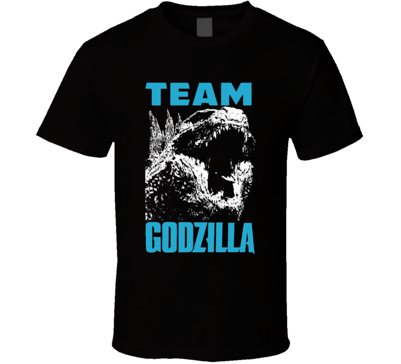 Team Godzilla Cool Godzilla Vs Kong 2021 Movie Fan T Shirt