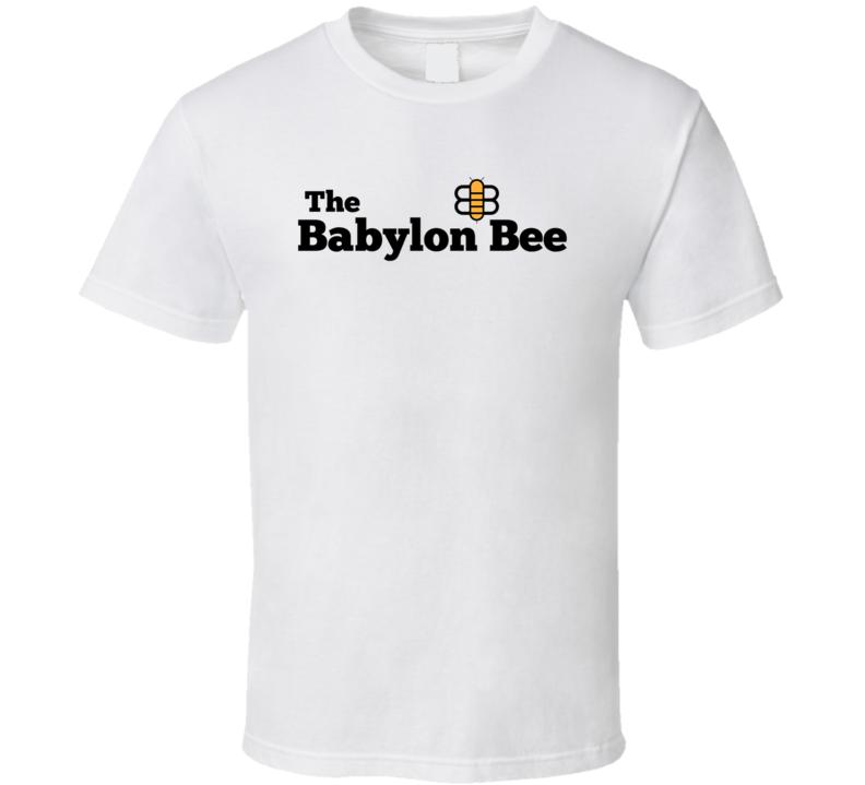 The Babylon Bee Christian News Funny T Shirt