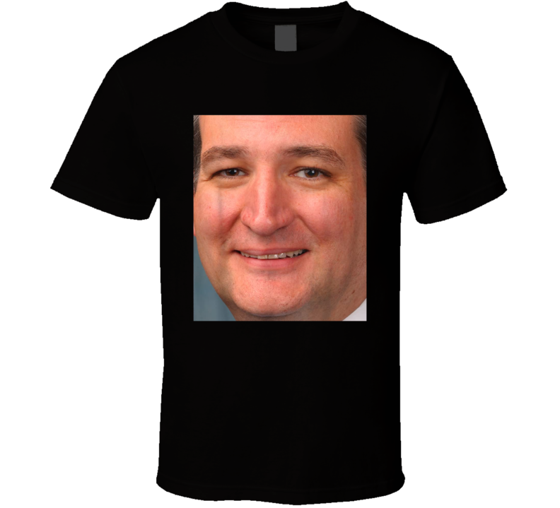 Ted Cruz Stupid Face Funny T Shirt