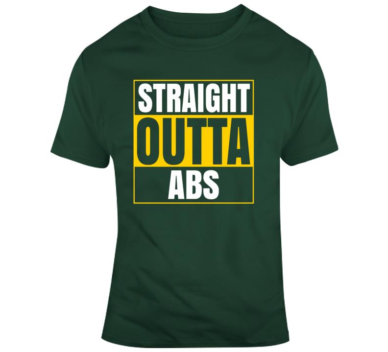 Straight Outta A. B. S. T Shirt