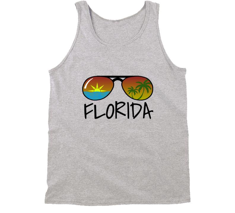 Florida Sunglasses Tanktop