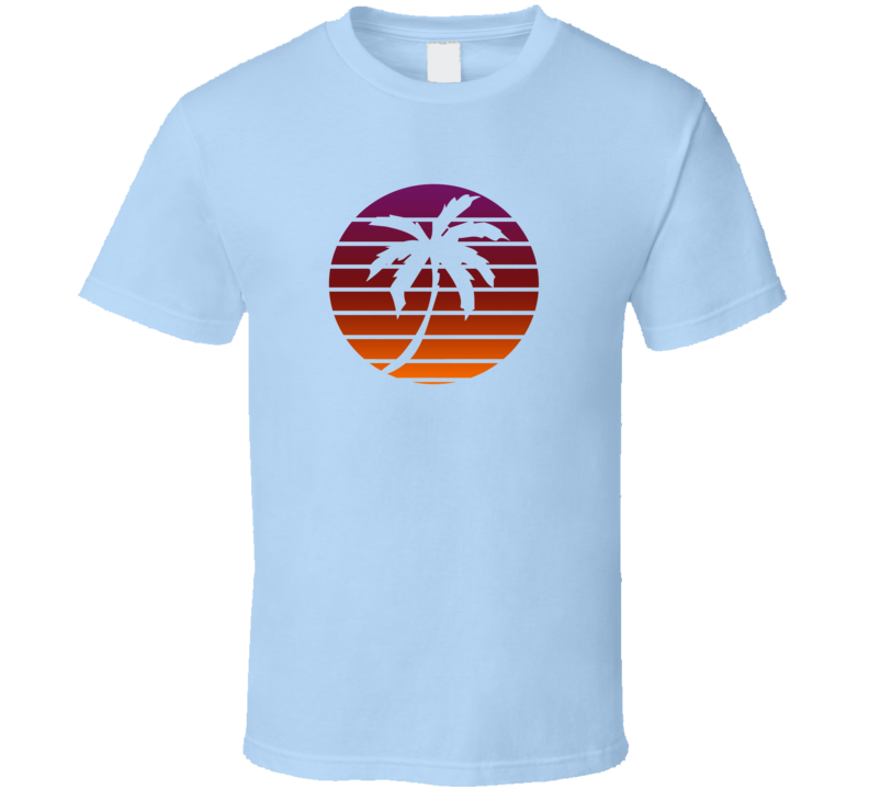 Palm Tree T Shirt