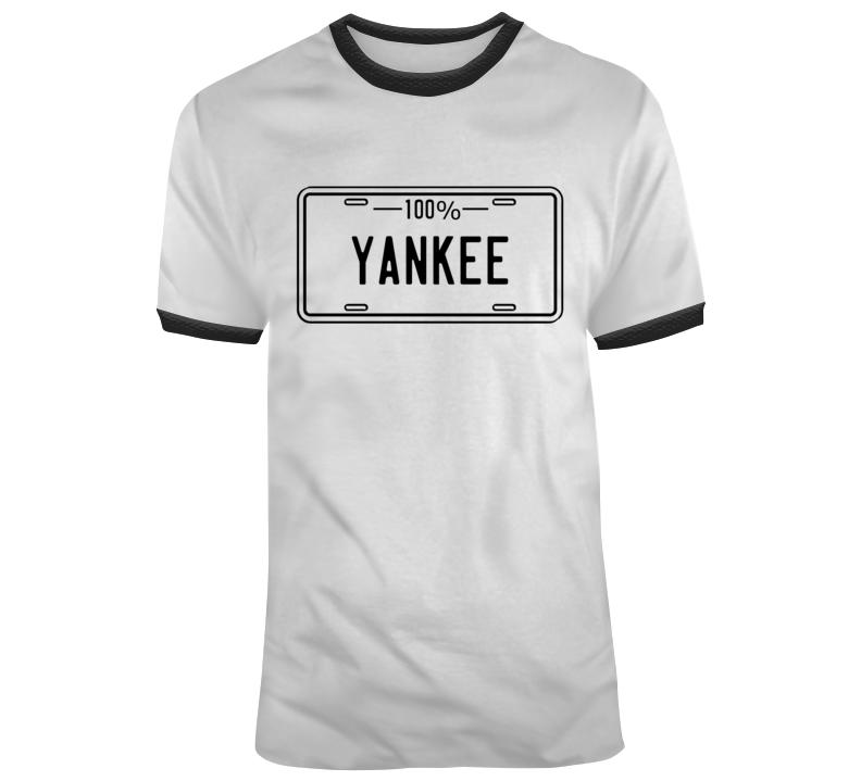 100% Yankee T Shirt
