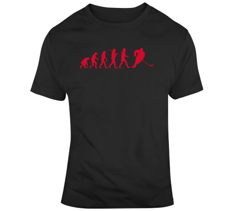 Evolution Hockey T Shirt