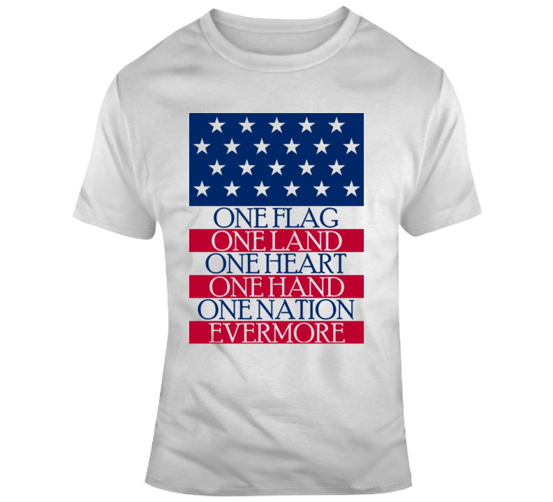 One Flag T Shirt