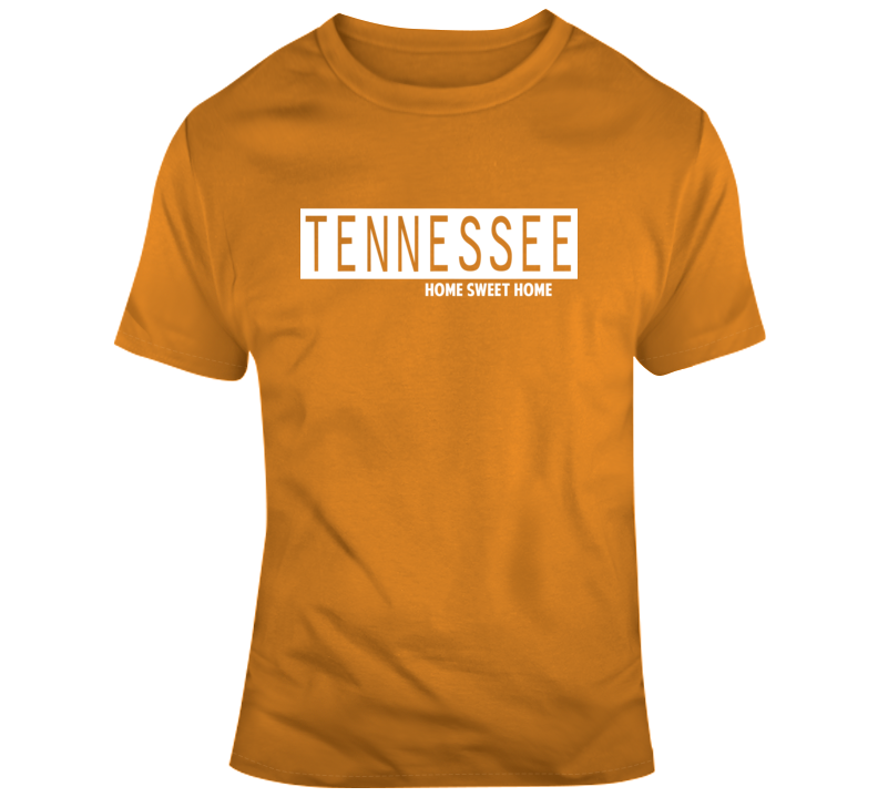 Home Sweet Home Tennessee T Shirt