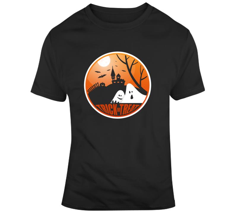 Halloween Ghosts T Shirt