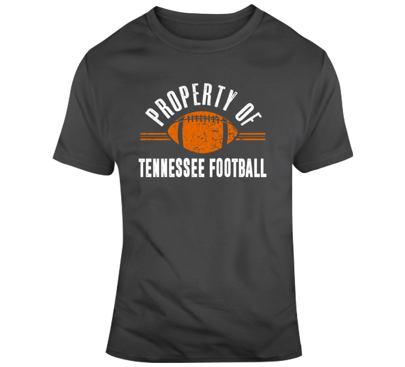 Property Of Tennessee T Shirt