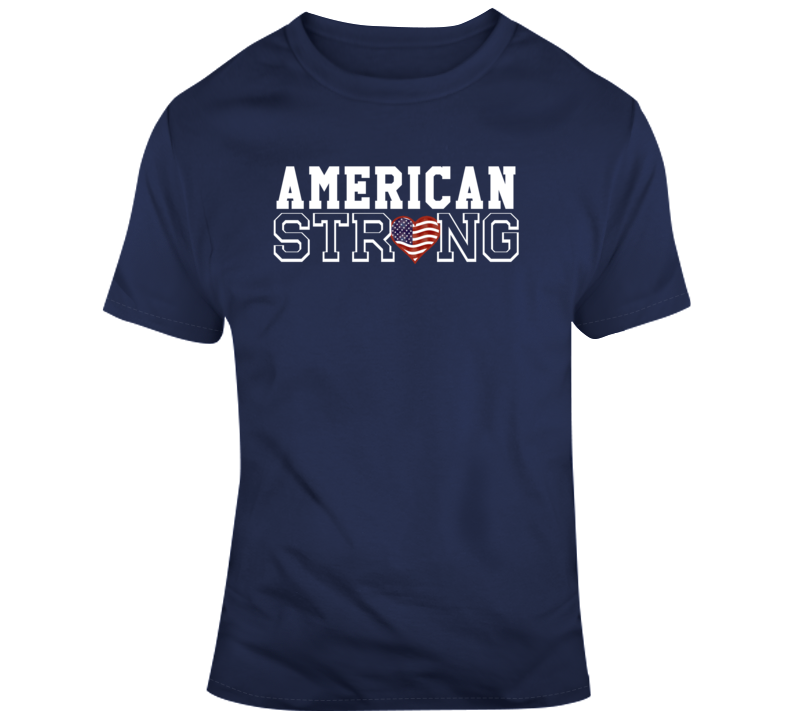 American Strong T Shirt