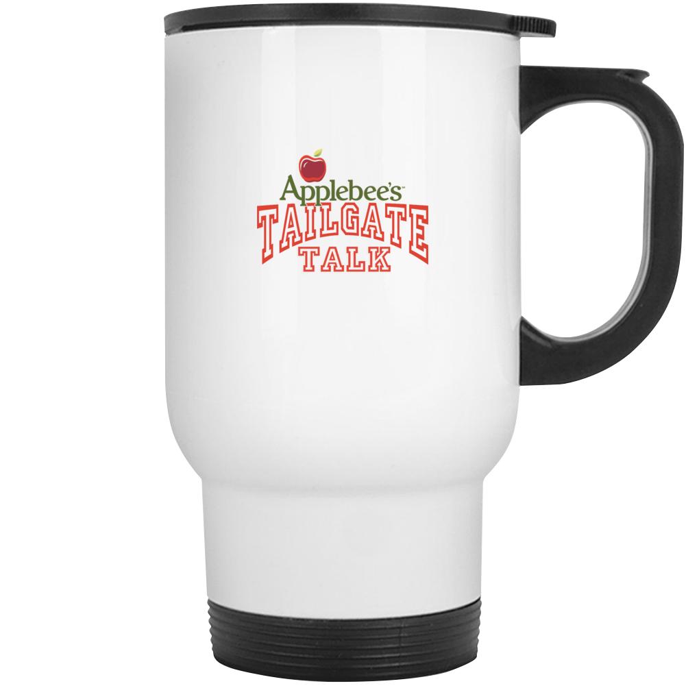 Tailgate Talk  Travel Mug