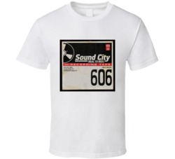 Sound City - white T Shirt