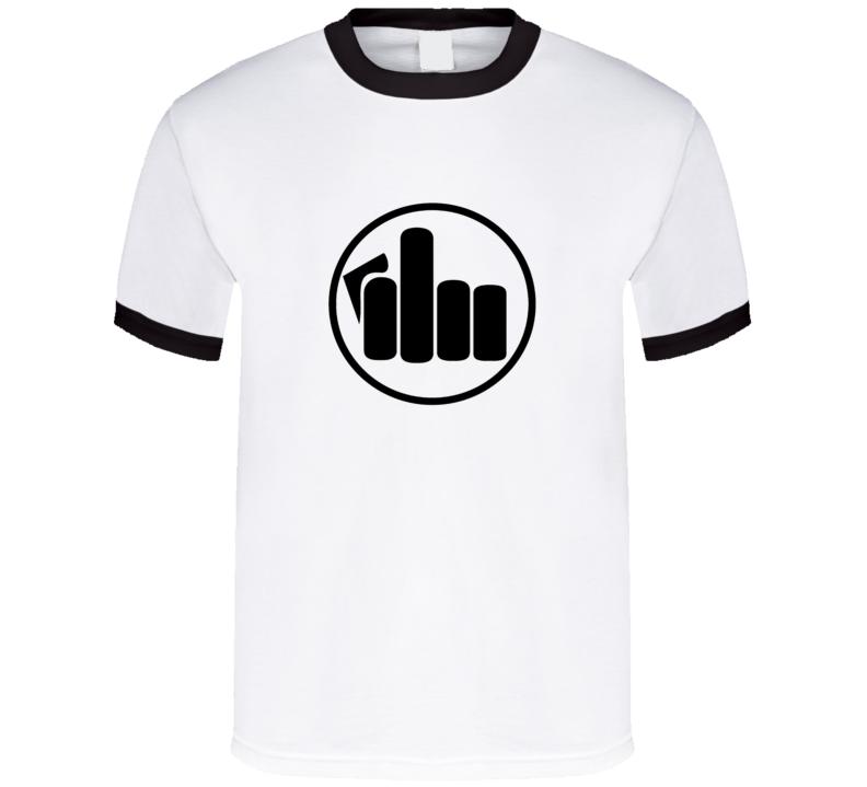 f**k you - black ringer T Shirt