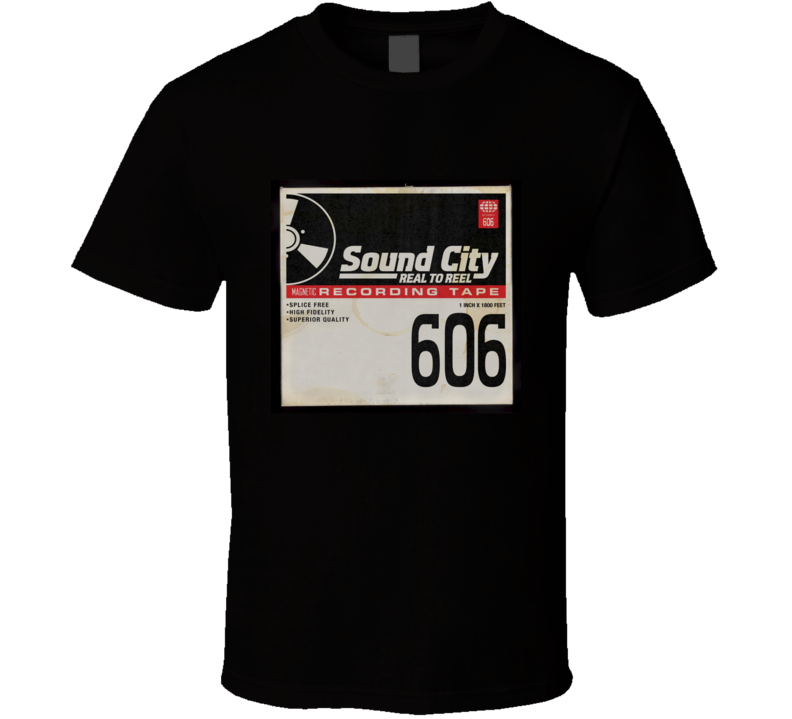 Sound City - black T Shirt