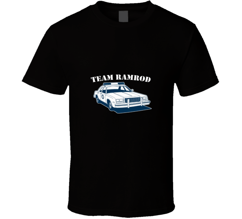 Super Troopers Team Ramrod -  T Shirt
