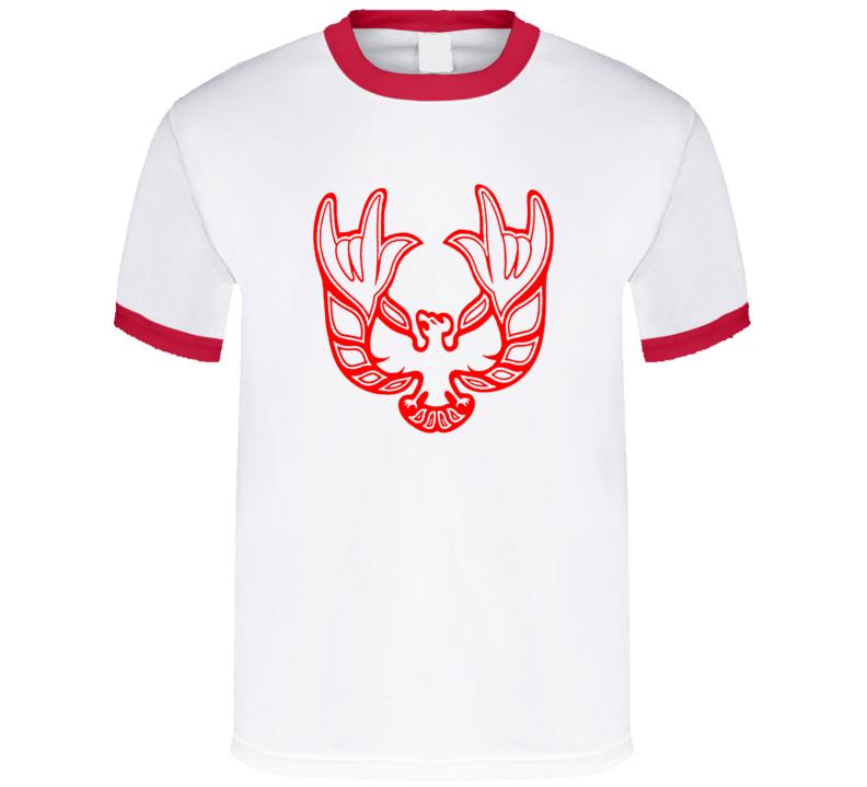 Bitchin' Trans Am - Keith Urban - Red Ringer T Shirt