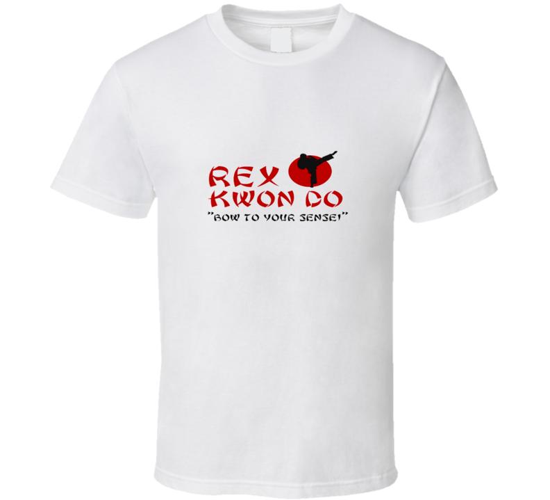 Napoleon Dynamite - rex Kwon Do - white T Shirt
