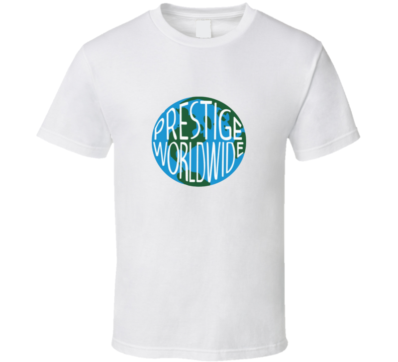 Stepbrothers - Prestige Worldwide - white T Shirt
