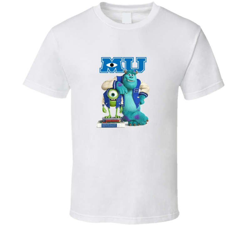 Monsters Inc University Movie T Shirt