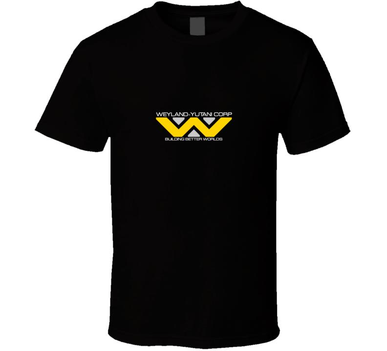 Alien Weyland Yutani Corp T Shirt